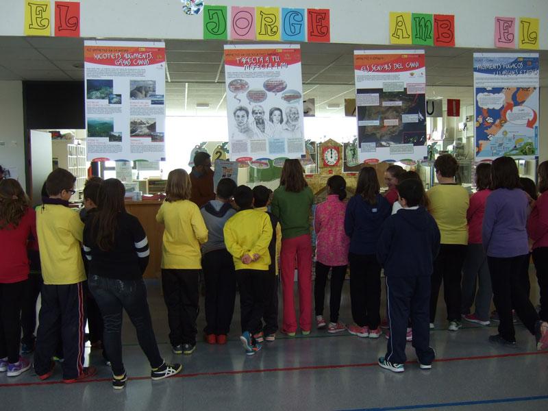 Photo of Campaña de educación ambiental para sensibilizar sobre el Cambio Climático en Novelda