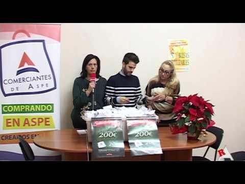 Photo of Vídeo: Sorteo de Navidad Asociación de comerciantes de Aspe