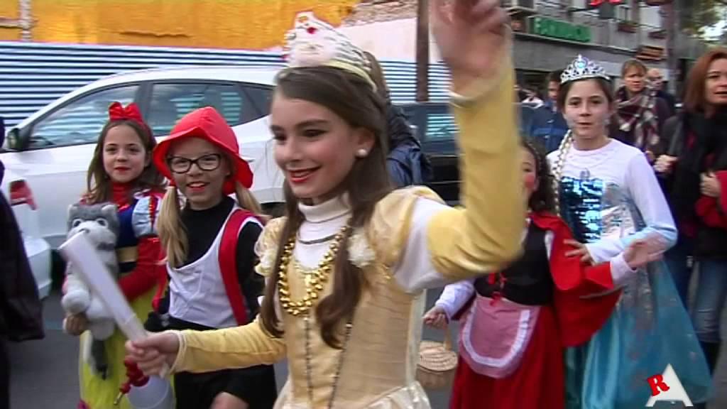 Photo of Vídeo: Desfile Municipal de Carnaval 2016 en Aspe