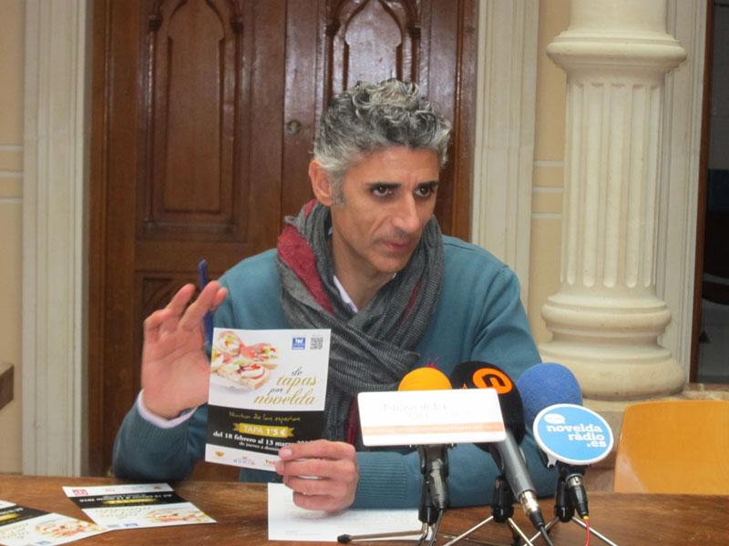 Photo of Turismo pone en marcha una nueva edición de De Tapas por Novelda