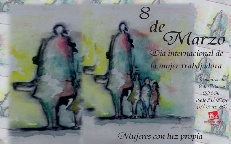 Photo of Exposición de pintura en la sede de EU para conmemorar el Día Internacional de la Mujer