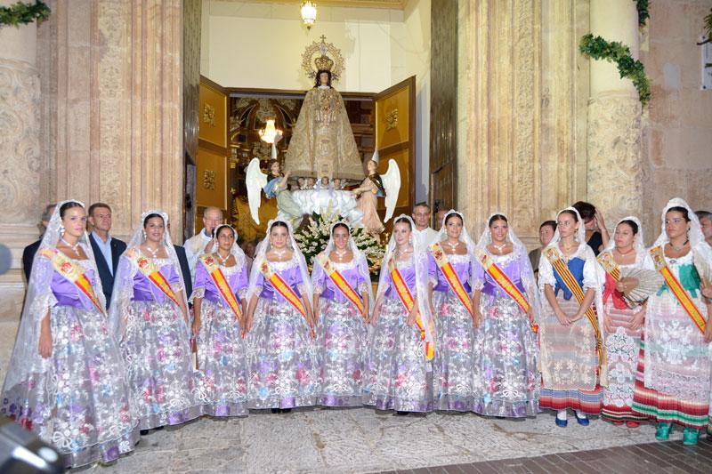 Photo of #Aspe: Gema Carrillo presentará el sorteo de las Damas de Honor de la Virgen