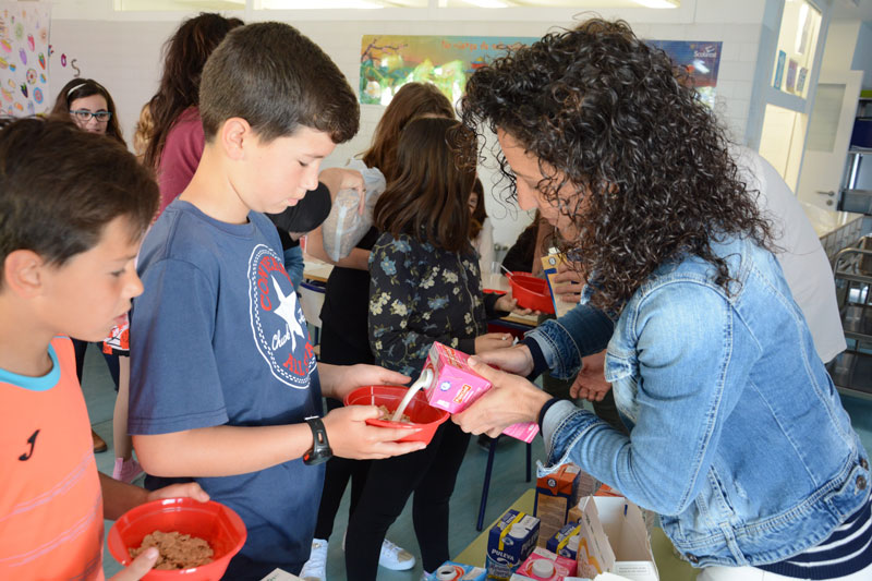 Photo of #Pinoso – Los escolares aprenden a comer sano