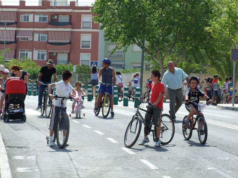 Photo of #Aspe – El domingo, 24 de abril, nueva Ciclovía en la avenida Carlos Soria