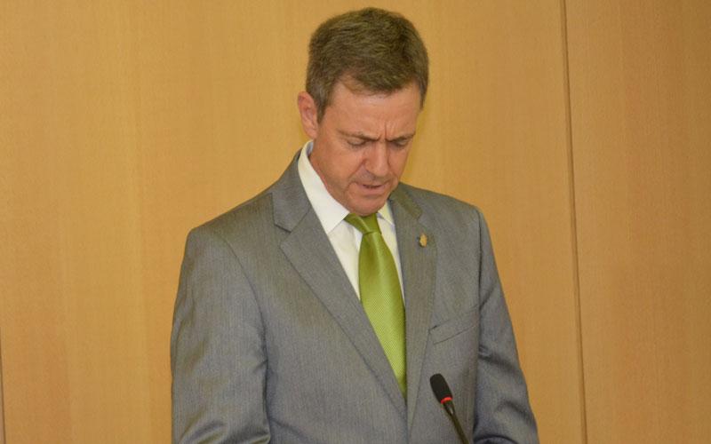 Photo of #Aspe – Manuel Díez, portavoz socialista en la Comisión de Salud Pública de la Federación Española de Municipios y Provincias