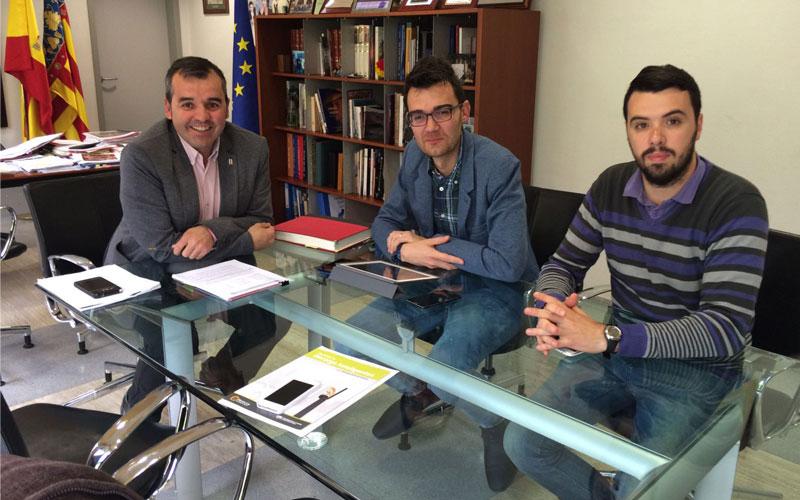 Photo of Reunión de alcaldes de la comarca en Aspe para coordinar y mejorar los servicios