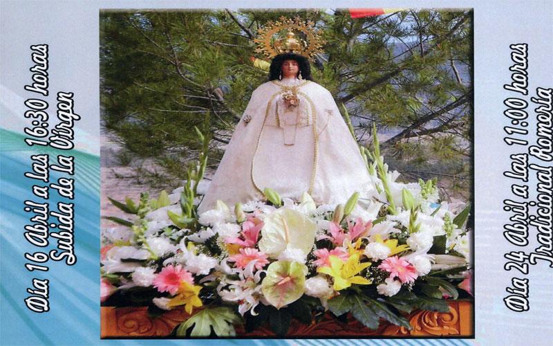 Photo of #Hondón de las Nieves – Romería de la Virgen de las Nieves entre la Solana y Almistec