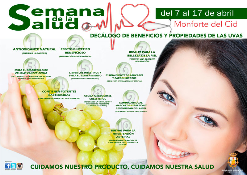 Photo of Presentación de los actos de la Semana de la Salud en Monforte del Cid