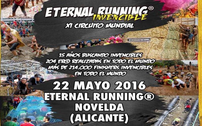 Photo of #Novelda – Acoge una prueba del XI Circuito Mundial Eternal Running