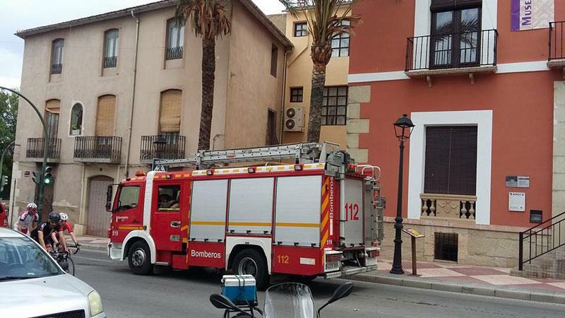 Photo of #Aspe – Evitan un incendio en el Museo de Aspe tras un cortocircuito