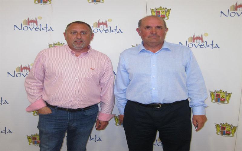 Photo of #Novelda – Fiestas designa a José Manuel Martínez y Juan Ramón Abad nuevos directores del acto del pregón