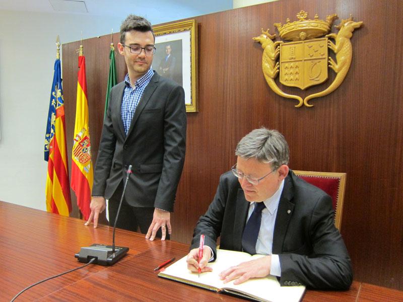 Photo of #Novelda – El President de la Generalitat se reúne con el tejido empresarial