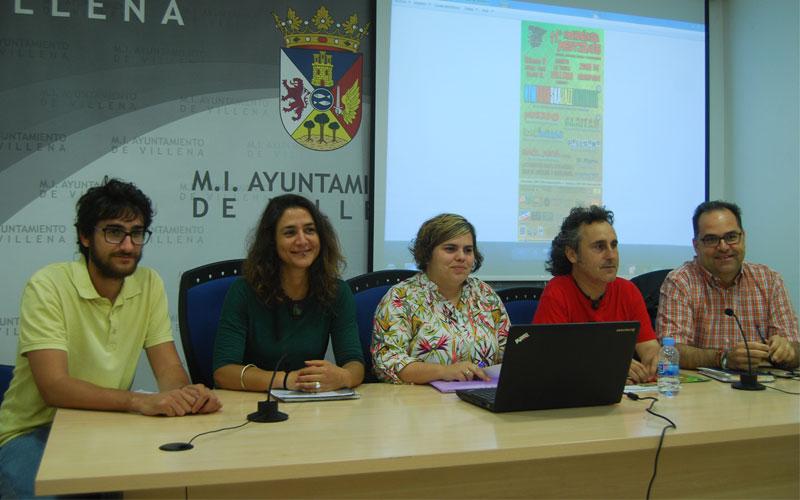 Photo of #Villena – Cultura y denuncia social en la Noche Étnica del Mestizaje