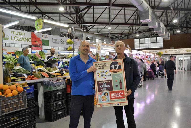 Photo of #Elda – El Mercado de San Francisco de Sales celebra su 17º Aniversario premiando a sus clientes