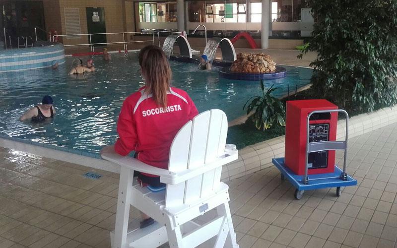 Photo of #Aspe – Comienza un curso de socorrismo acuático en la piscina municipal Tomás Martínez