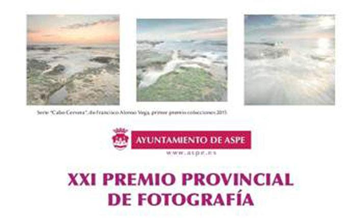 Photo of #Aspe – XXI premio provincial de fotografía convocado por Cultura