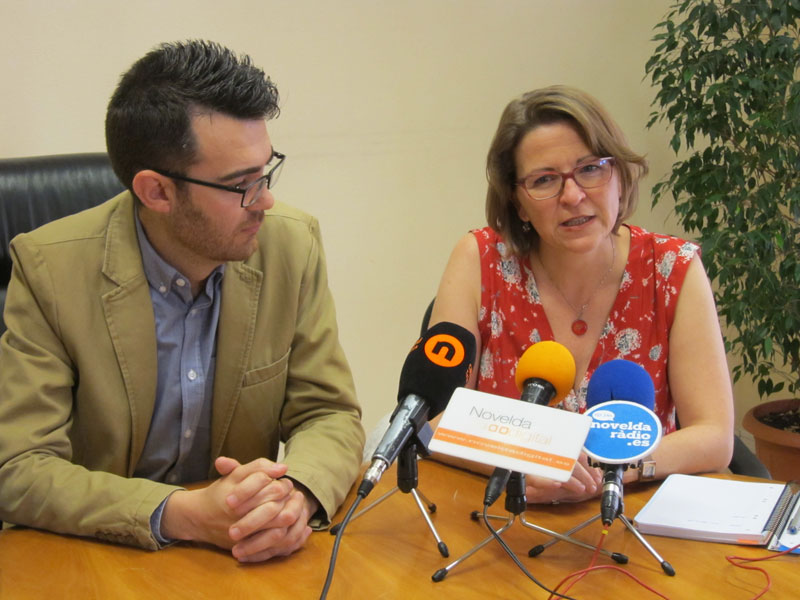 Photo of #Novelda – El alcalde traslada a la consellera su preocupación por la no inclusión de Novelda en la rebaja de IRPF