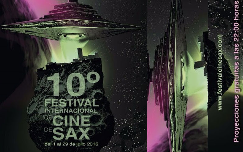 Photo of #Sax – Inauguración 10º Festival Internacional de Cine