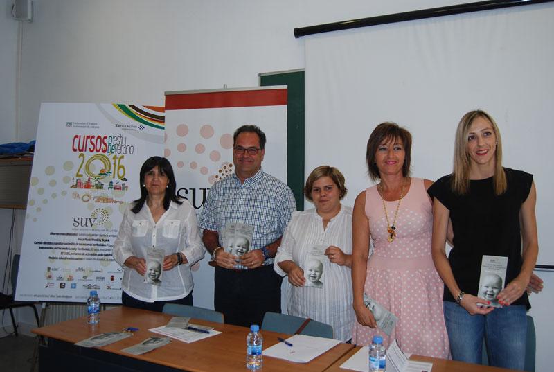 Photo of #Villena: Curso sobre inteligencia emocional con la Sede Universitaria de Alicante