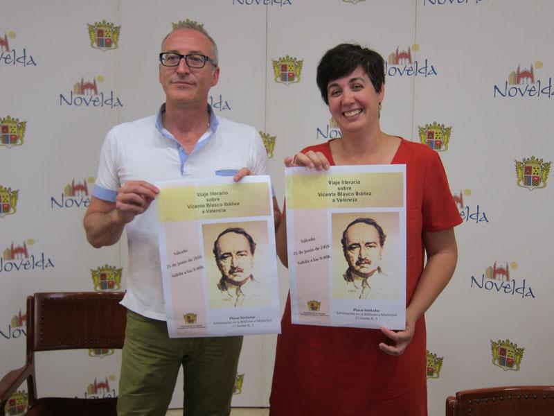 Photo of #Novelda – Viaje literario a la Valencia de Blasco Ibáñez para el Club de Lectura