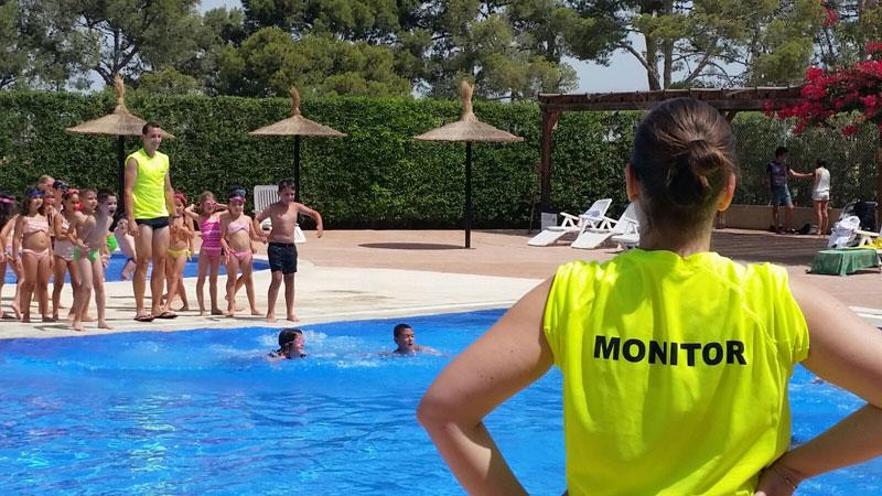 Photo of #Aspe – Comienza el último curso de natación del verano en Aspe