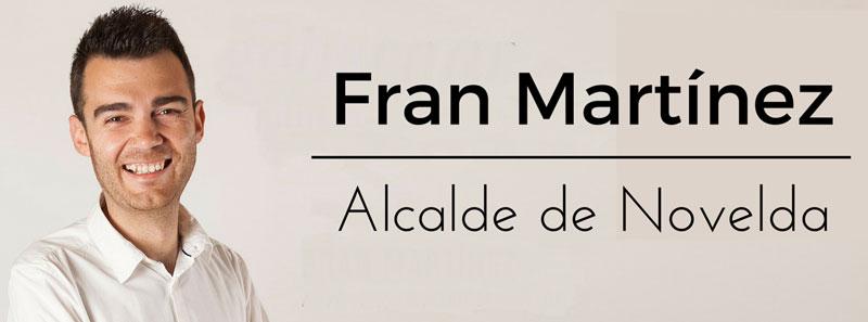"""Photo of #Novelda: Fran Martínez: """"No ha habido percances ni fallos en la organización de las fiestas"""""""