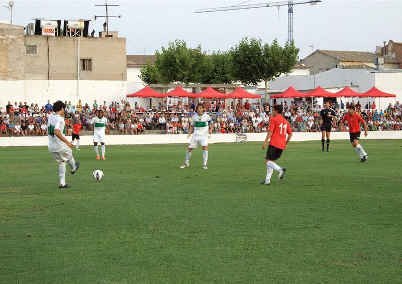 Photo of #Aspe – El Elche C.F. jugará de nuevo en Aspe este verano