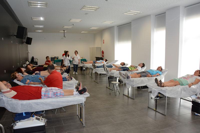 Photo of #Pinoso – La primera maratón de donación de sangre consigue un total de 89 donaciones