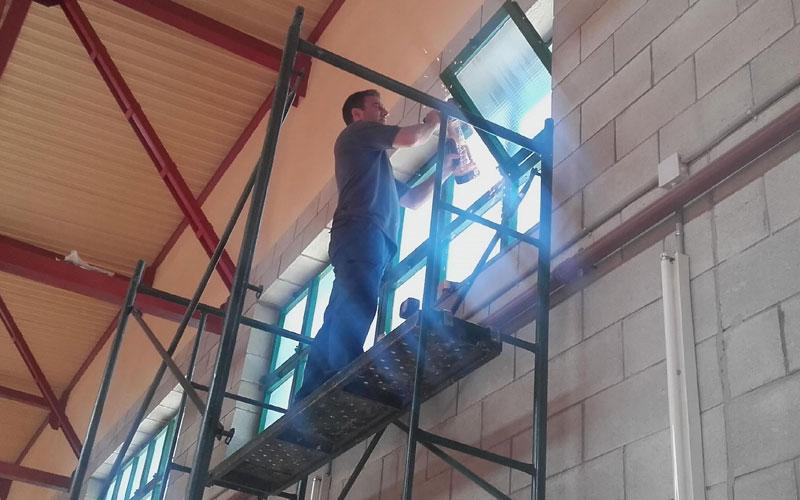 Photo of #Aspe – Siguen las mejoras en las instalaciones deportivas municipales de Aspe
