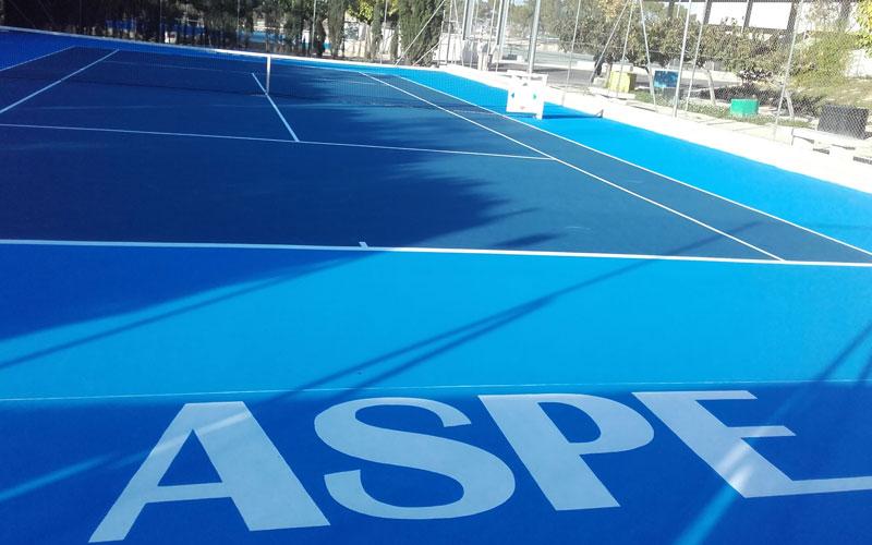 Photo of #Aspe: Entrega de premios de la Liga de Tenis