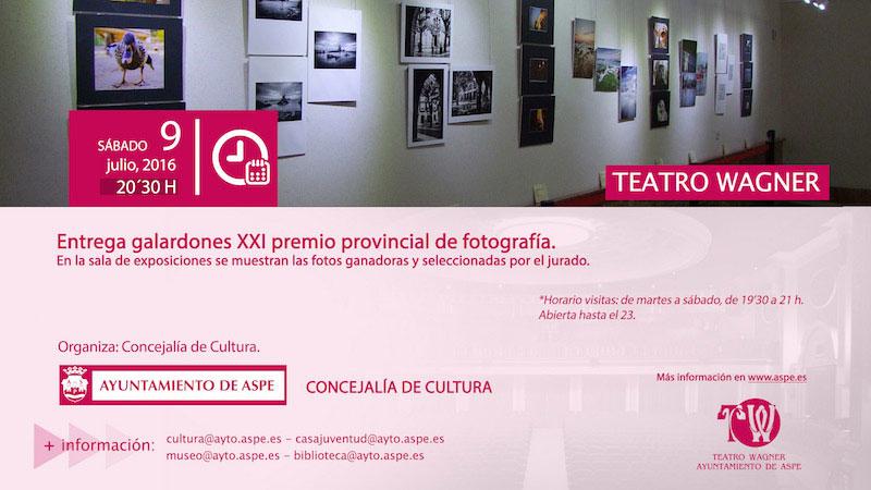 Photo of #Aspe – El premio provincial de Fotografía dobla el número de obras y autores participantes