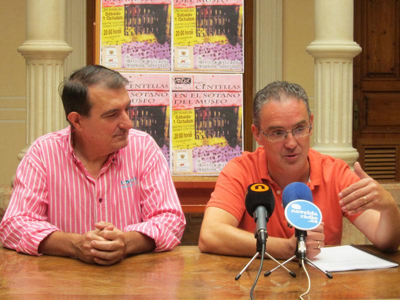 Photo of #Novelda: Teatro de proximidad en el Gómez-Tortosa