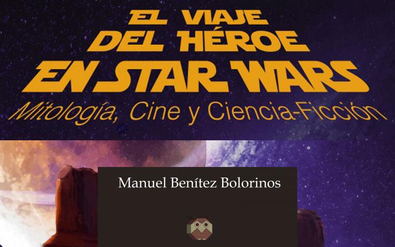 Photo of #Aspe: Benítez Bolorinos presenta su libro sobre Star Wars en el Teatro Wagner
