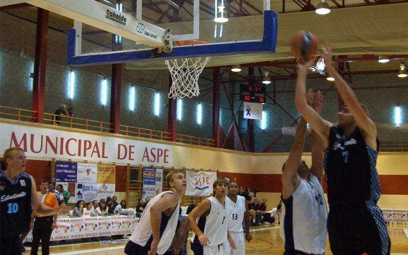 """Photo of #Aspe: Club Baloncesto Aspe: """"Hemos traído a los equipos junior más punteros de la Comunidad y de Murcia para el Memorial Miguel Iborra"""""""