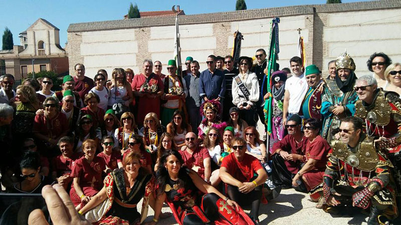 Photo of #Aspe: 260 Moros y Cristianos de Aspe participarán en la Sementera de Torrijos