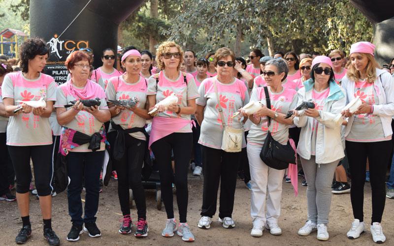 Photo of #Aspe – Aspe se vuelca con el cáncer de mama