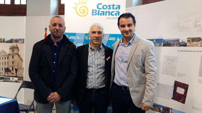 Photo of #Novelda presenta al diputado de Turismo sus acciones promocionales