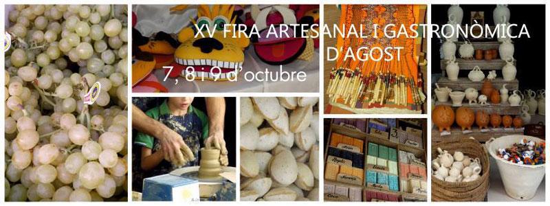 Photo of #Agost: XV Feria Gastronómica, Artesana y Turística