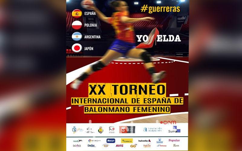 Photo of #Elda – Llega el XX Torneo Internacional de Balonmano Femenino