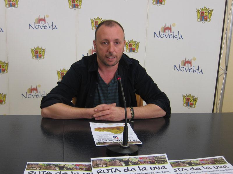 Photo of #Novelda: Turismo oferta dos nuevas Rutas de la Uva