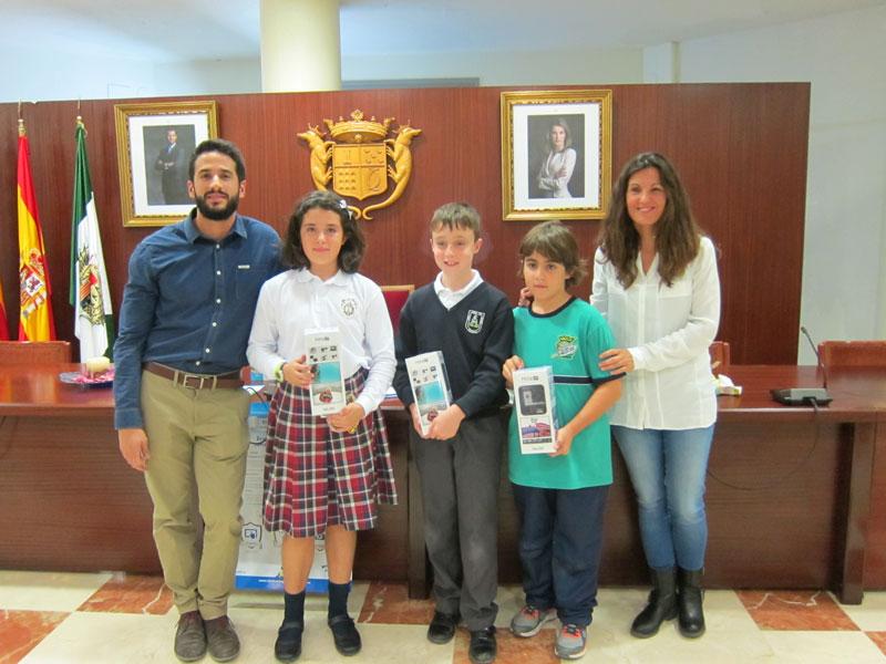 Photo of #Novelda: Tres escolares finalistas en el concurso internacional de dibujo del Día Mundial del Agua