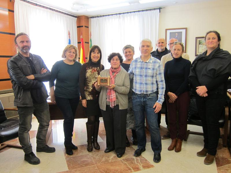 Photo of #Novelda: Homenaje a la arqueóloga Concha Navarro con motivo de su jubilación