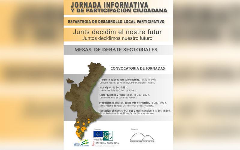 Photo of La Romana – Reunión de la Agrupación Rural Sur de Alicante para impulsar el desarrollo sostenible