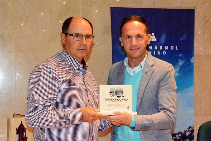 Photo of #Pinoso: Reconocimiento a la Bodega de Pinoso en el aniversario del Centro de Interpretación del Mármol y del Vino