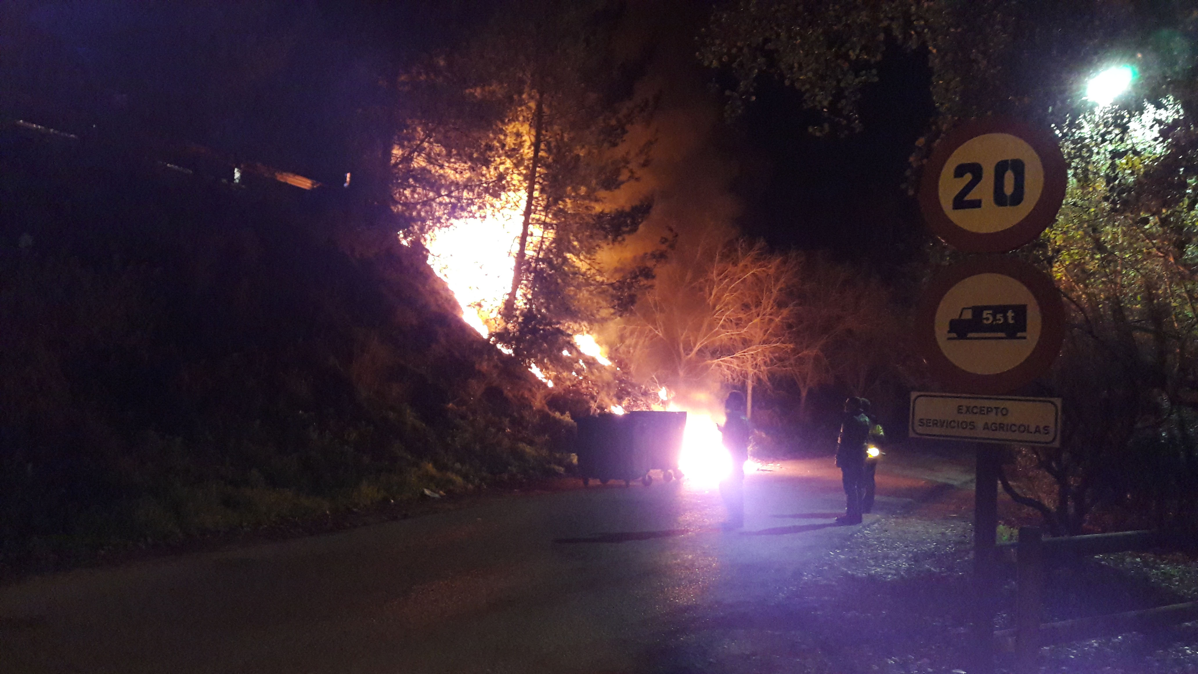 Photo of #Aspe – Incendio posiblemente intencionado en el Hondo de las Fuentes