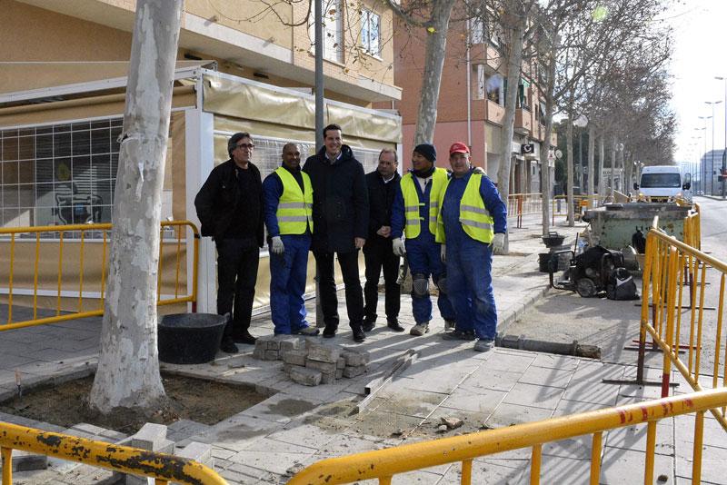 Photo of #Elda: Los Planes de Empleo permiten reformar tres zonas de la población