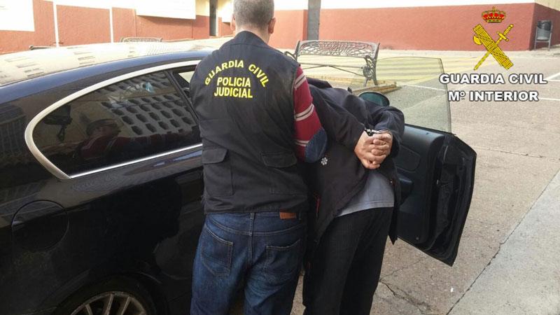 Photo of #Comarca: Desarticulan un grupo criminal que robaba cableado de cobre en Crevillent, Monóvar y Villena