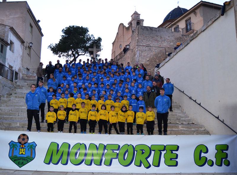 Photo of #Monforte: El Monforte CF homenajea a Jessyca