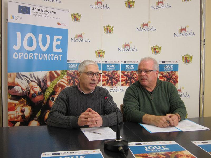 "Photo of #Novelda se suma al programa ""Jove Oportunitat"""