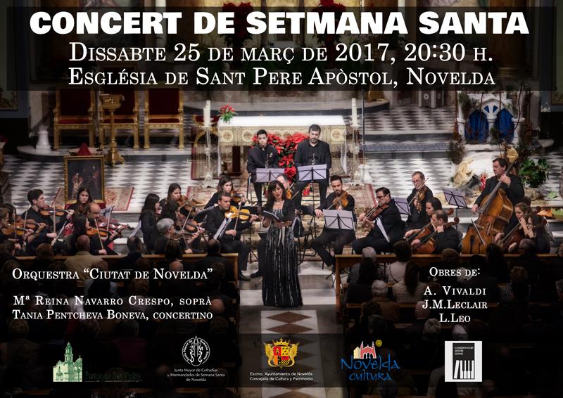 Photo of #Novelda: Concierto de Semana Santa en la Parroquia de San Pedro